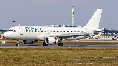 5B-DCZ - Cobalt Airbus A320