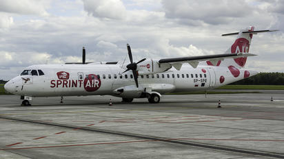 SP-SPE - Sprint Air ATR 72 (all models)
