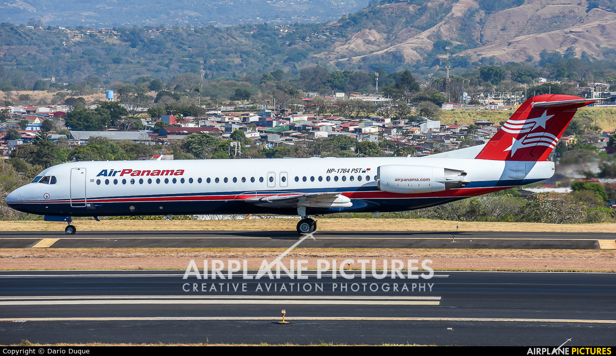 Air Panama HP-1764PST aircraft at San Jose - Juan Santamaría Intl