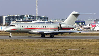 9H-VJC - Vistajet Bombardier BD-700 Global Express