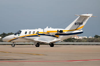 N175SB - Private Cessna 525 CitationJet