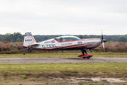"G-ZEXL - 2 Excel Aviation ""The Blades Aerobatic Team"" Extra 300L, LC, LP series aircraft"