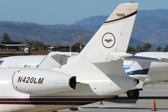 N420LM - Private Dassault Falcon 2000