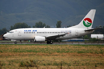 LY-AWG - Tajik Air Boeing 737-500