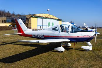 OK-JUU20 - Private Tecnam P2002