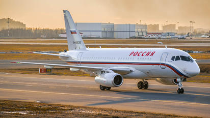RA-89039 - Rossiya Special Flight Detachment Sukhoi Superjet 100