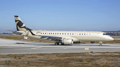 N588AH - Embraer Executive Aircraft Inc Embraer ERJ-190-100 Lineage 1000