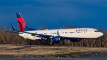 N845DN - Delta Air Lines Boeing 737-900ER aircraft