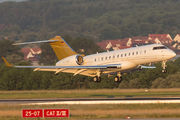 D-ACDE - DC Aviation Bombardier BD-700 Global 5000 aircraft