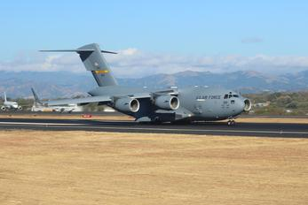 02-1101 - USA - Air Force Boeing C-17A Globemaster III