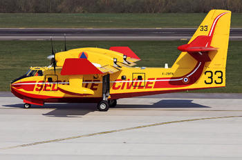 F-ZBFN - France - Sécurité Civile Canadair CL-415 (all marks)
