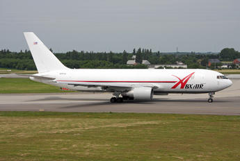 N767AX - ABX Air Boeing 767-200ER