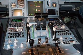 EP-SAS - Qeshm Airlines Airbus A319