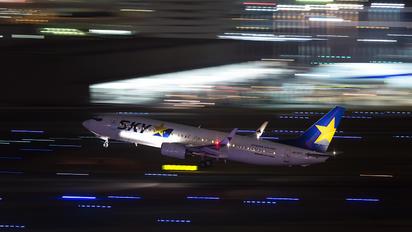 JA737T - Skymark Airlines Boeing 737-800
