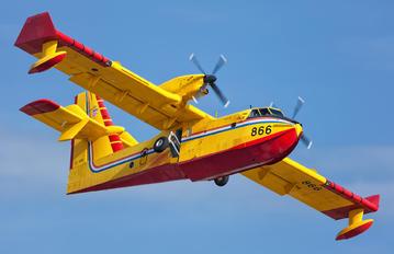866 - Croatia - Air Force Canadair CL-415 (all marks)