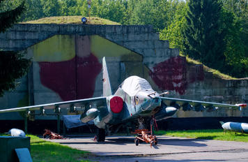 81 - Belarus - Air Force Sukhoi Su-25UB