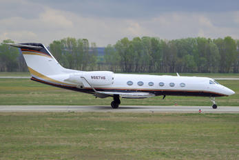 N667HS - Private Gulfstream Aerospace G-IV,  G-IV-SP, G-IV-X, G300, G350, G400, G450