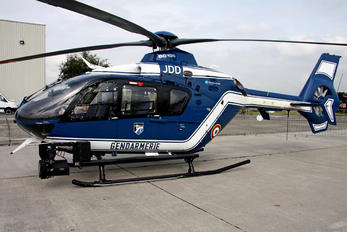 F-MJDD - France - Gendarmerie Eurocopter EC135 (all models)