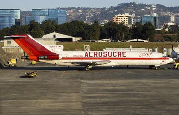 HK-4504 - Aerosucre Boeing 727-200F