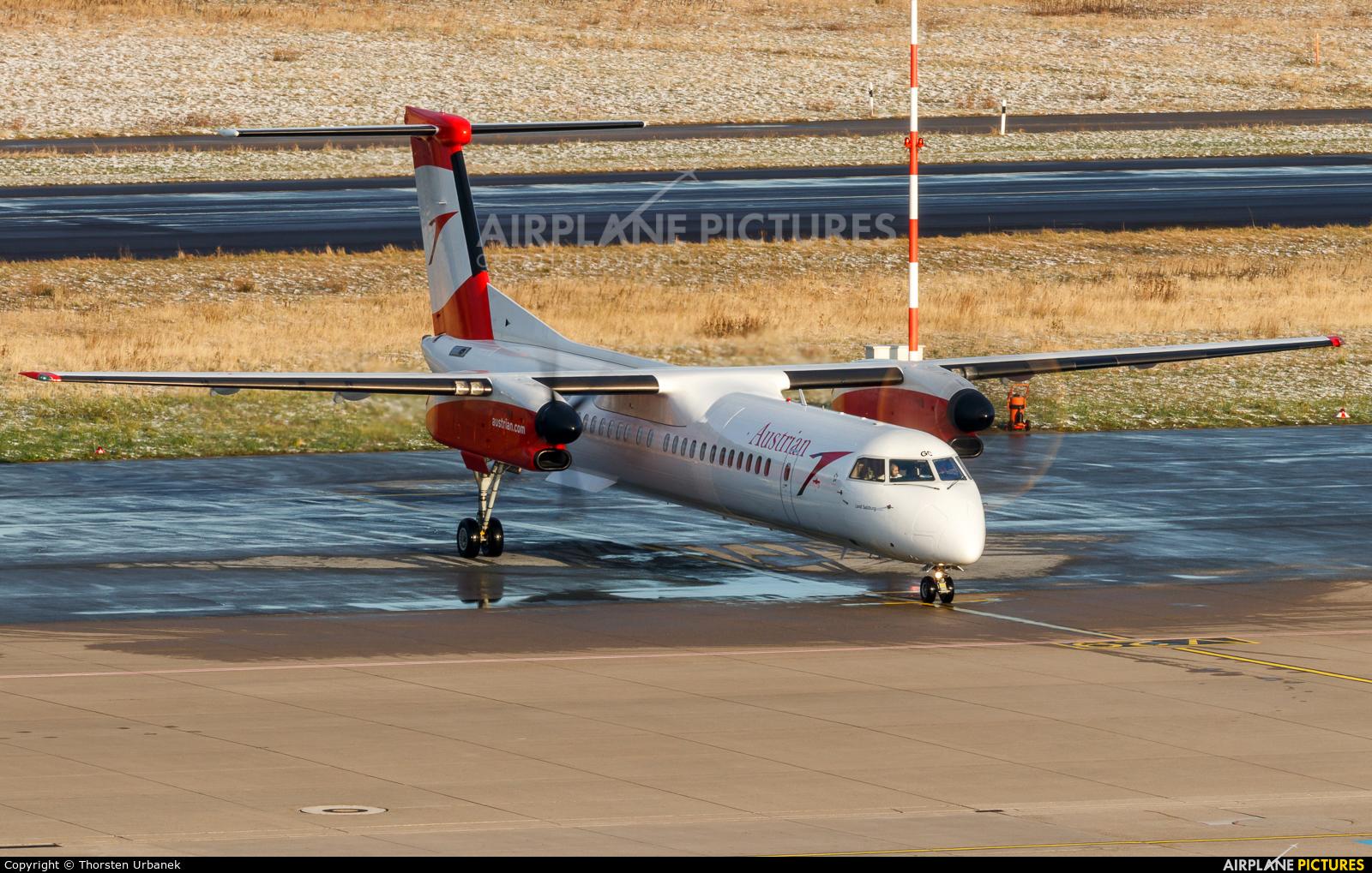 Austrian Airlines/Arrows/Tyrolean OE-LGC aircraft at Düsseldorf