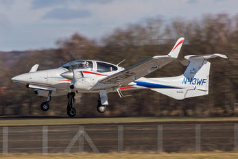 N43WF - Private Diamond DA 42 Twin Star