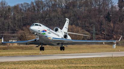 D-AGBH - Volkswagen Air Service Dassault Falcon 7X