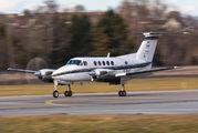 D-IBAD - PTL Luftfahrtunternehmen Beechcraft 200 King Air aircraft