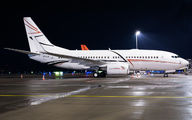 VP-CLR - Lukoil-Avia Boeing 737-700 BBJ aircraft