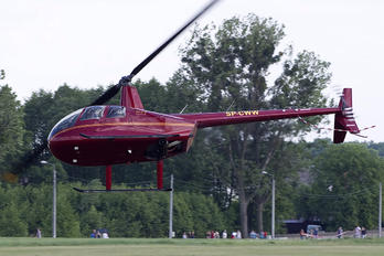 SP-CWW - Private Robinson R-44 RAVEN II