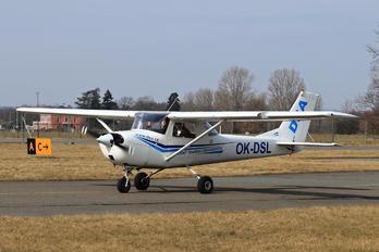 OK-DSL - DSA - Delta System Air Cessna 150