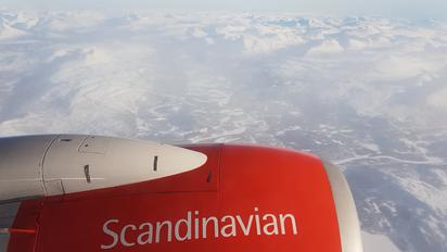 LN-RRS - SAS - Scandinavian Airlines Boeing 737-800