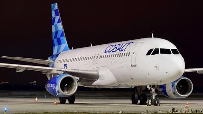 5B-DDC - Cobalt Airbus A320