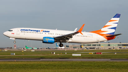 C-FTDW - SmartWings Boeing 737-800
