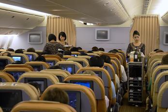 9V-SRN - Singapore Airlines Boeing 777-200ER
