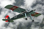 HB-EJJ - Private Fieseler Fi.156 Storch aircraft
