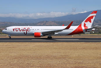C-GHPN - Air Canada Rouge Boeing 767-300ER