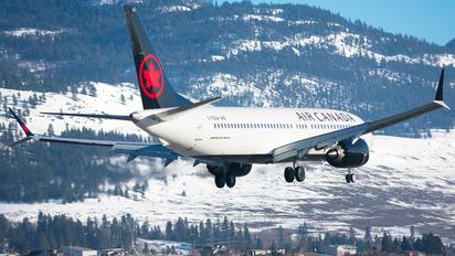 C-FSDW - Air Canada Boeing 737-8 MAX