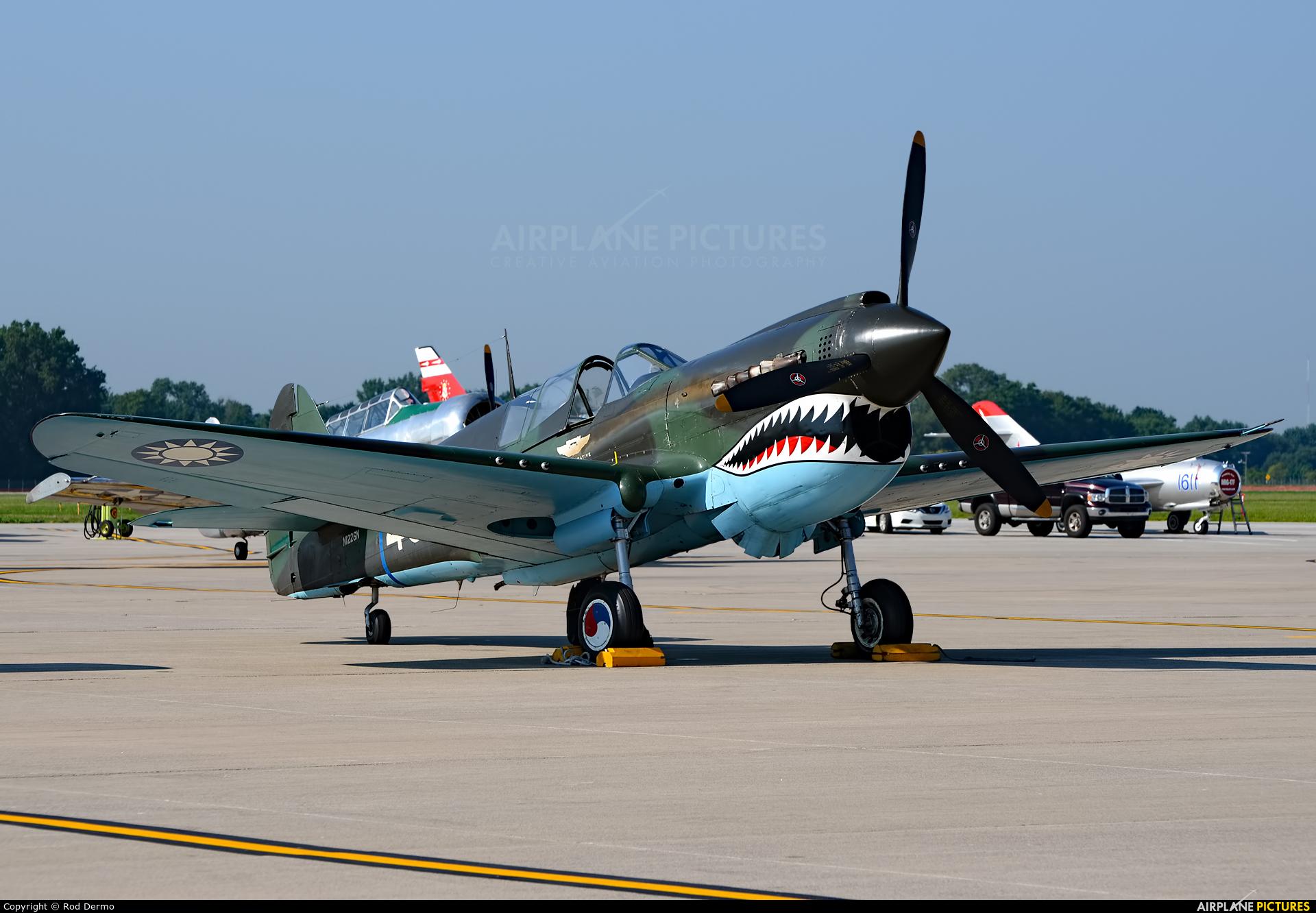 Private N1226N aircraft at Selfridge ANGB