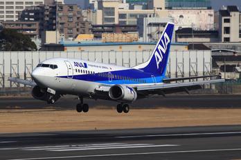 JA8359 - ANA Wings Boeing 737-500