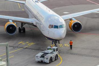 TF-ISP - Icelandair Boeing 767-300