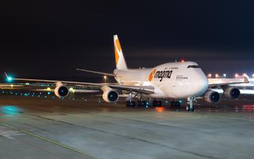 TF-AMP - Air Atlanta Icelandic Boeing 747-400BCF, SF, BDSF