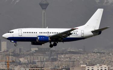 UR-CPO - Caspian Airlines Boeing 737-300
