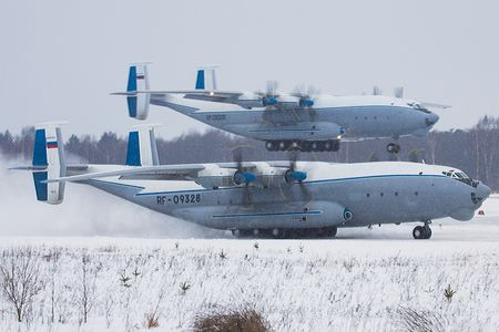 #1 Russia - Air Force Antonov An-22 RF-09328 taken by Valentin Lozovik