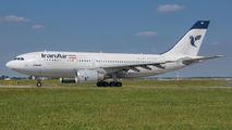 EP-IBK - Iran Air Airbus A310 aircraft