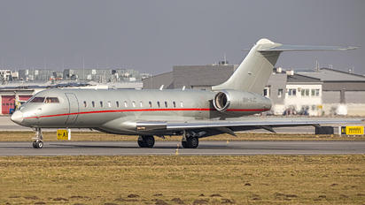 9H-VJC - Vistajet Bombardier BD-700 Global Express