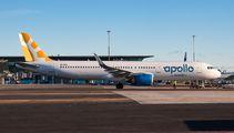 SE-RKA - Novair Airbus A321 NEO aircraft