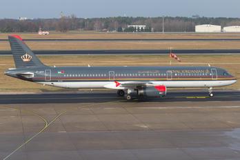 JY-AYV - Royal Jordanian Airbus A321