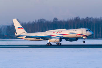 RA-64528 - Rossiya Special Flight Detachment Tupolev Tu-214 (all models)