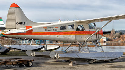 C-GFLT - Sunshine Coast Air de Havilland Canada DHC-2 Beaver