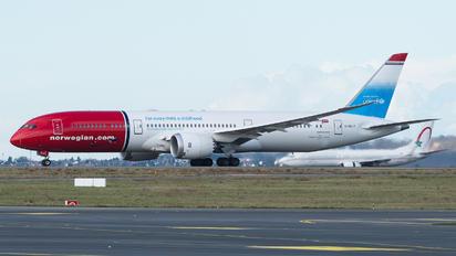 G-CKLZ - Norwegian Air UK Boeing 787-9 Dreamliner